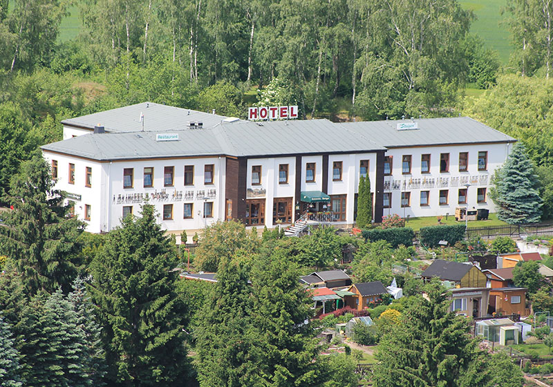 Berghotel-Steiger