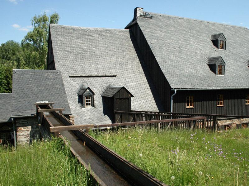 Technisches Museum Pochwerk Schneeberg