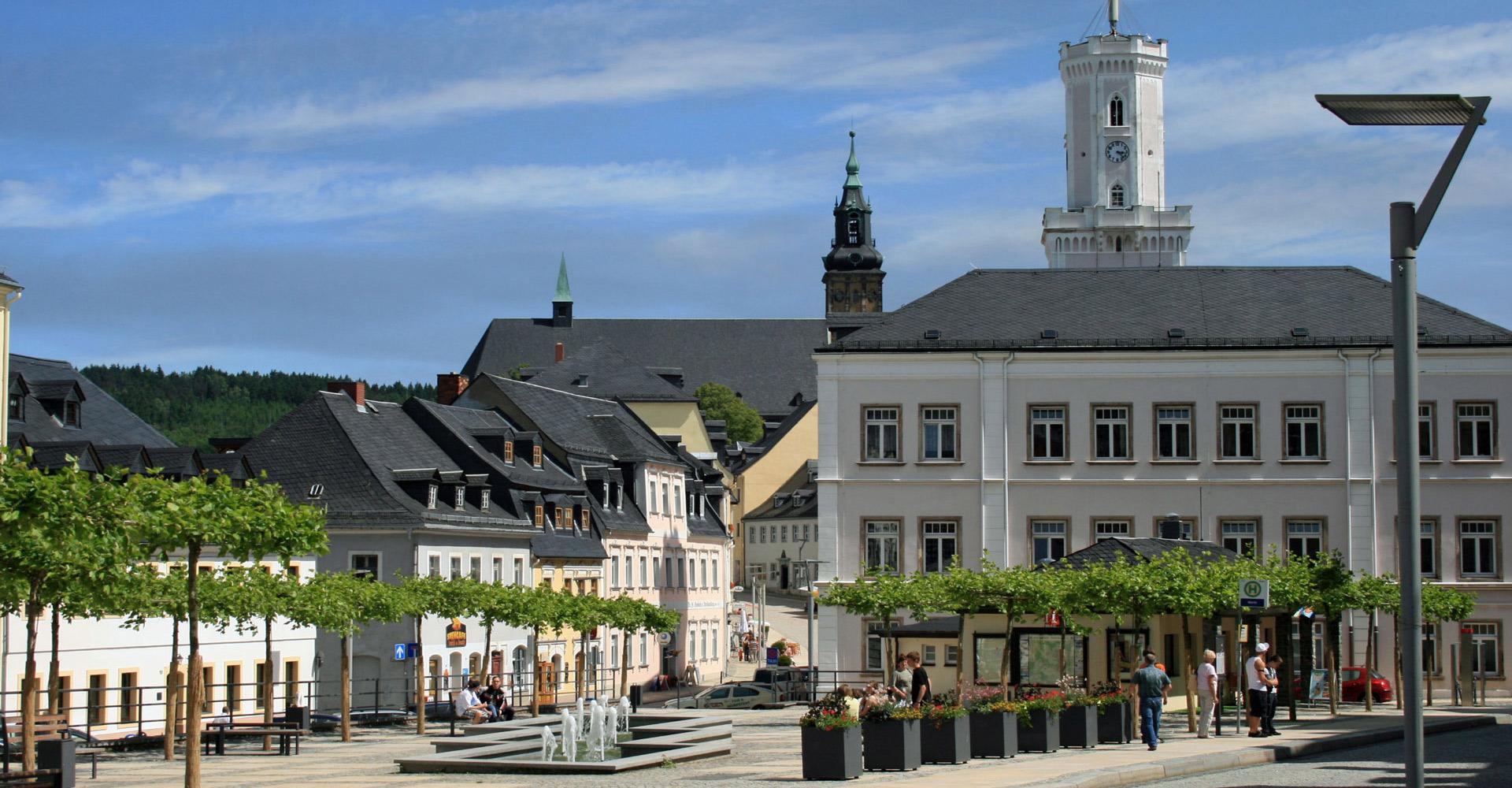 Schneeberg Fürstenplatz